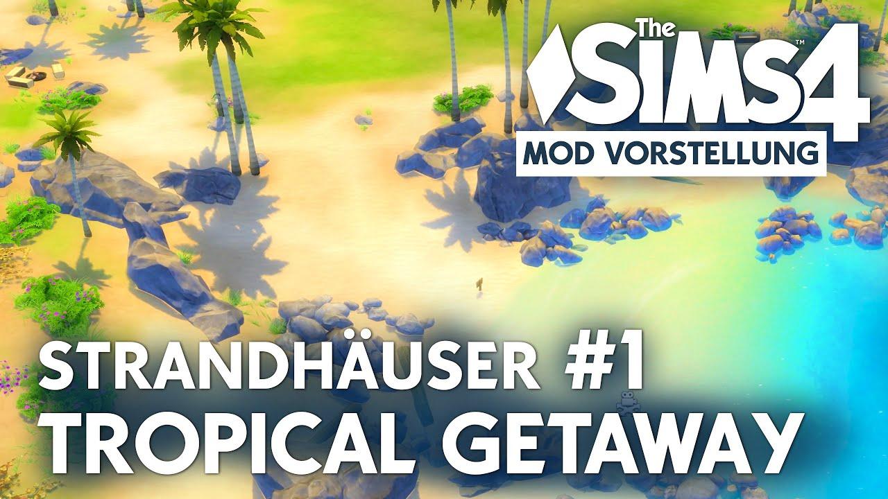 Die sims 4 gaumenfreuden release showcase restaurant gameplay pack - Strandh User F R Die Die Sims 4 Strand Welt Tropical Getaway Community Showcase 1