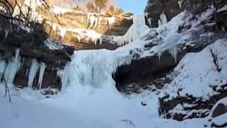 Kaaterskill Falls-winter 10