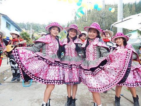 Pukllay 2017 Andahuaylas Backstage