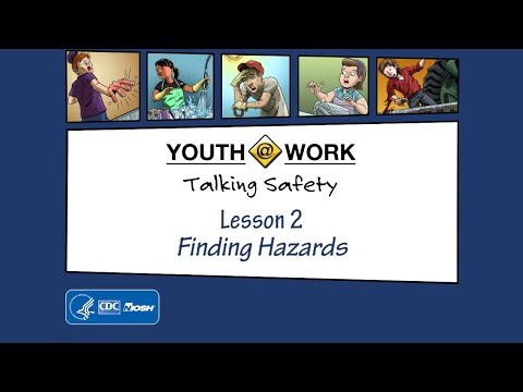 Teaching Talking Safety: Lesson 2—Finding Hazards