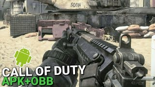 Game Android Offline Call of Duty Strike Team + Link
