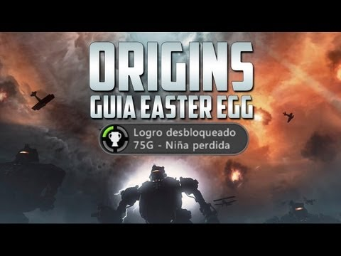 "Black Ops 2 ""Zombies"" - ""Origins"" - Guía Tutorial para el ""Easter ..."