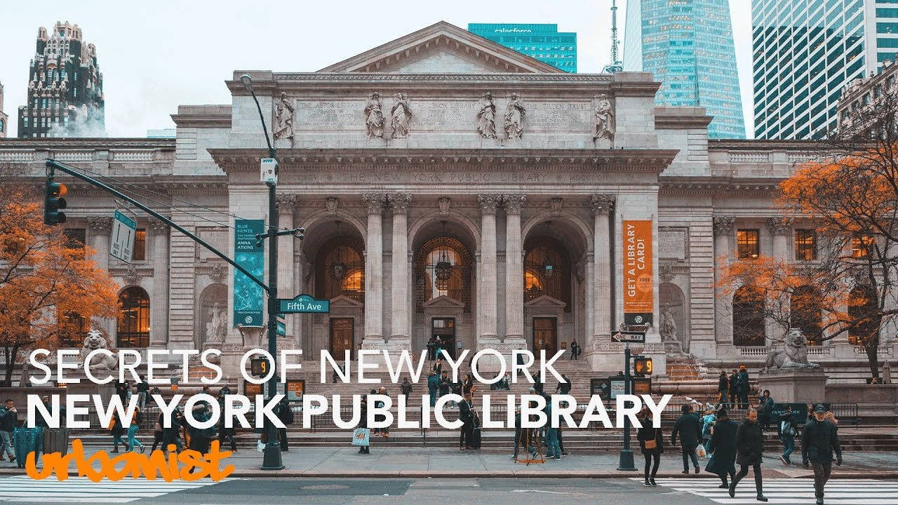 Secrets of the New York Public Library | NYC History