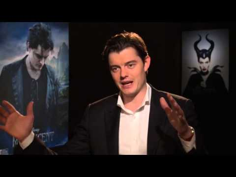 Maleficent Actor Sam Riley On What It S Like To Play Sidekick To Angelina Jolie