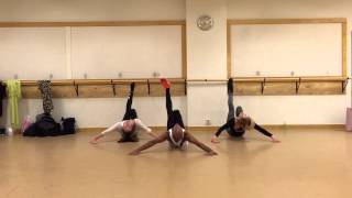 Aviance Milan Choreography - KATY B Turn The Music Louder