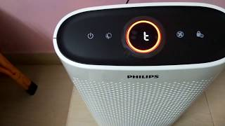 Unboxing, Setup & Review of Philips AC1215/20 Air Purifier | SSV TECHNOSHUTTERBUG
