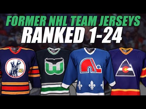 nhl team jerseys