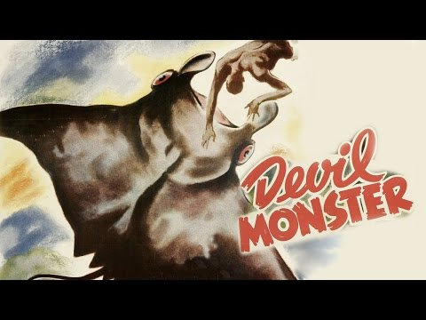 Devil Monster (1936) | HD | Adventure