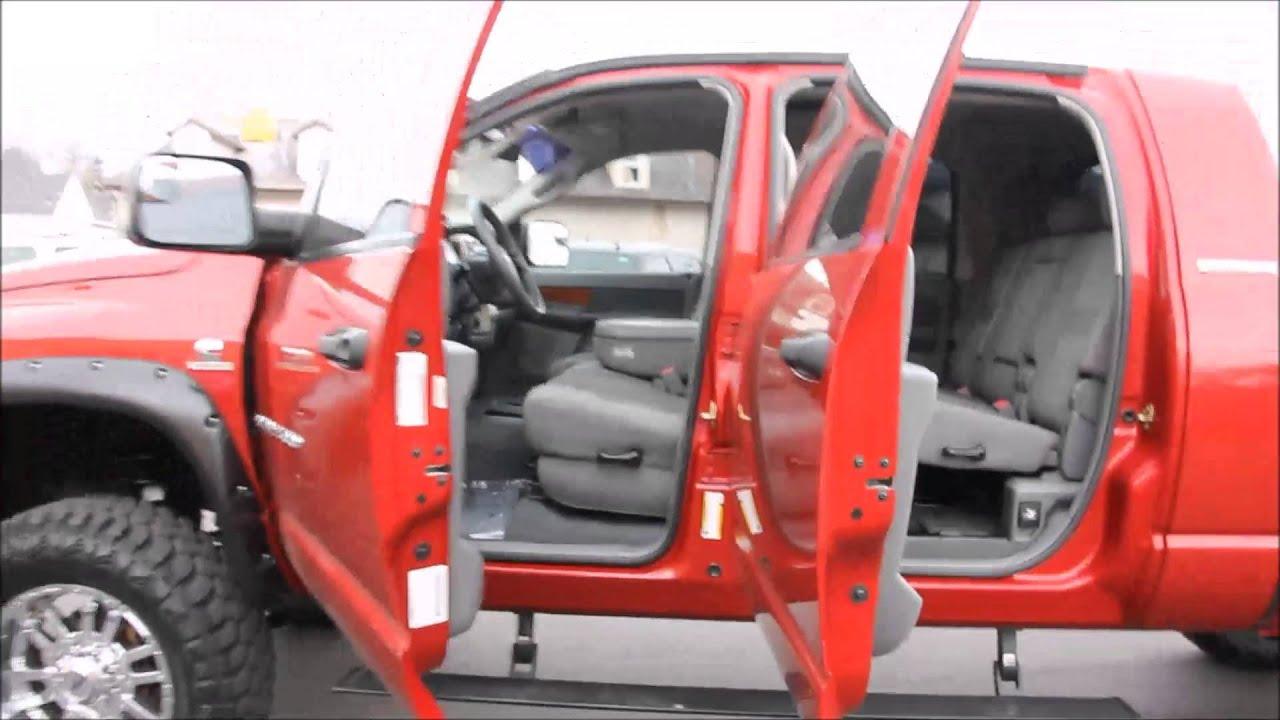 2006 Dodge Ram 2500HD MEGA CAB 4x4 59L CUMMINS DIESEL