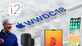 iPhone SE2, iPad X, iOS12, Mac Pro ... Toutes les Rumeurs du Apple WWDC 2018