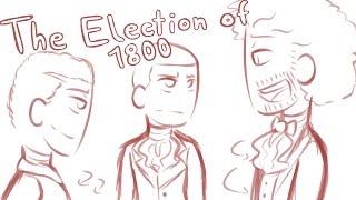 ▕ Hamilton Animatic ▏The Election of 1800