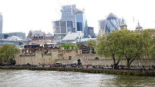 видео Биг-бен Лондон, башня, часы Биг-Бен, колокол - достопримечательности Лондона, высота башни