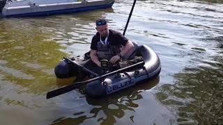 Випробування нового живота човен елінг Оптімус