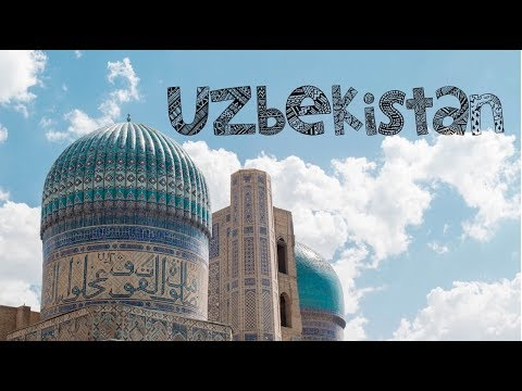 Travelling the Silk Road in Uzbekistan