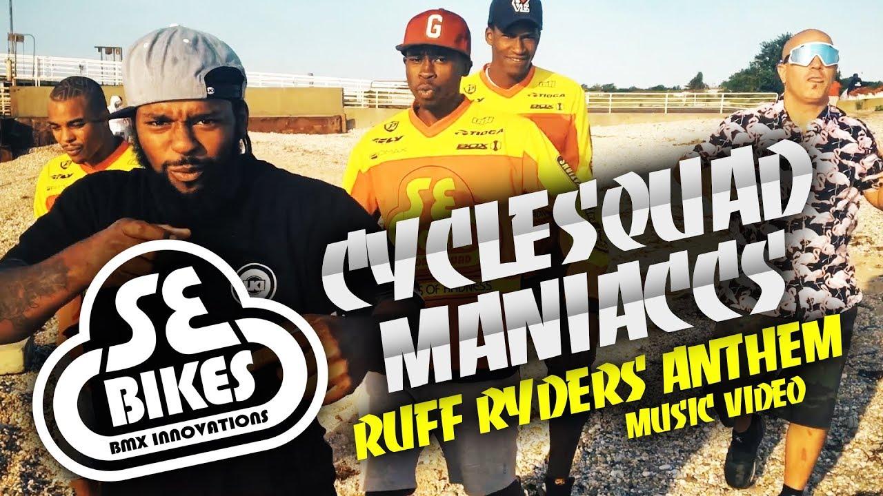Ruff rider in love
