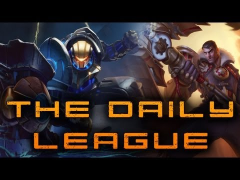 The Daily League - Kagedyu is Back! Sorta (Ep. 77)
