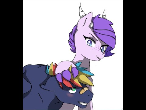 Quot Old Crush Quot Mlp Reading Mlp Next Gen Youtube