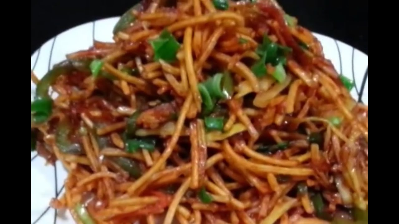 Chinese bhel indo chinese recipe youtube forumfinder Gallery