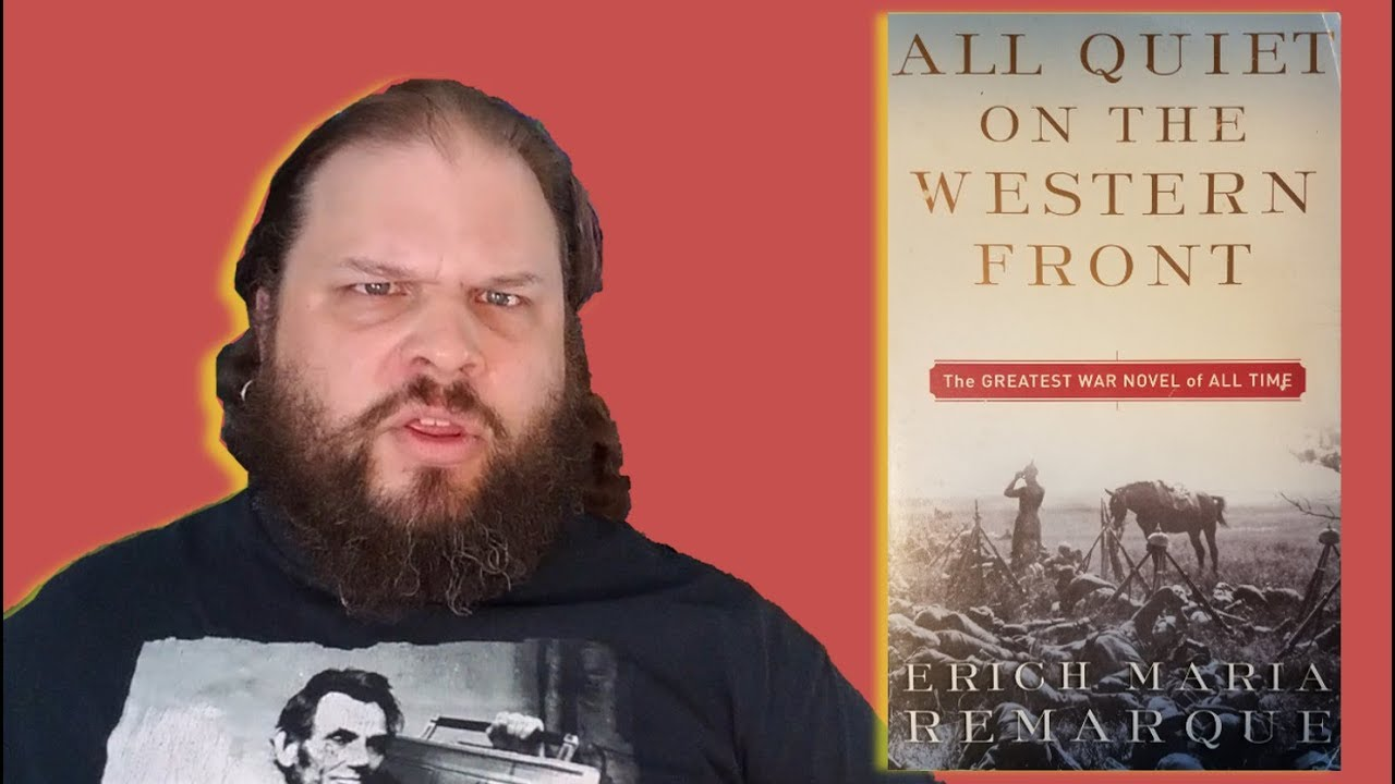an analysis of the concept of war and the novel all quiet on the western front All quiet on the western front were destroyed by the war fourteen days ago we had to go up and relieve the front line it was fairly quiet on our sector, so.