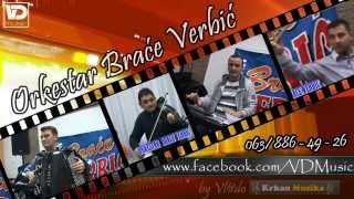 Orkestar Brace Verbic - Prsten mi vrati devojko (Uzivo)