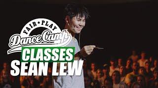 Sean Lew ★ Best Dressed Man ★ Fair Play Dance Camp 2018 ★
