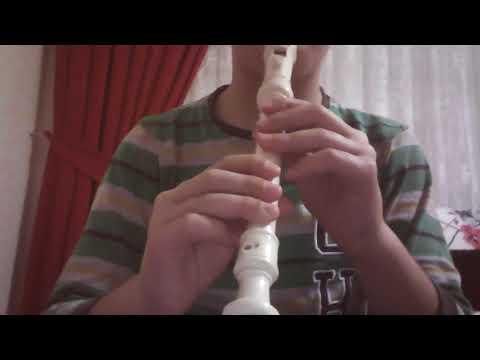 Söz - Vatan Sağolsun (Dizi Müziği) Flüt Notaları