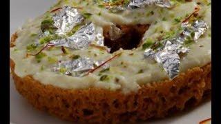 Ghevar recipe in Hindi - घेवर बनाने की बिधि
