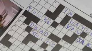 Hardly Working: Evil Crossword