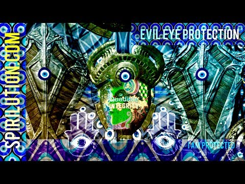 ★Powerful Evil Eye Protector: Blocker: Removal Compound!★ (Subliminals Frequencies)