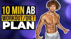 6 PACK ABS IN 30 DAYS | FOLLOW THIS WORKOUT AND MEAL PLAN FOR GUARANTEED RESULTS!!