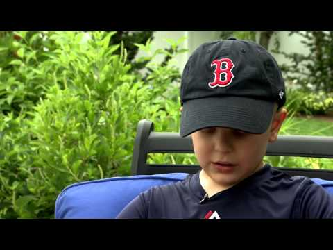 Jimmy Fund Profile: Max Mitchell