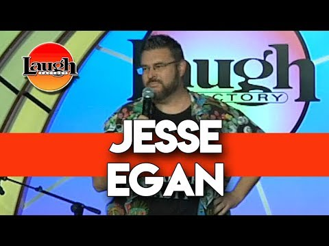 Jesse Egan | Southern Slang | Laugh Factory Las Vegas Stand Up Comedy