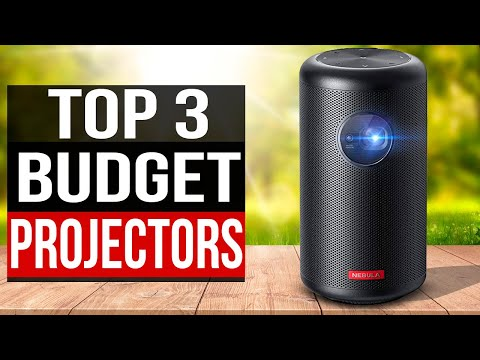 TOP 3: Best Budget Projector 2020