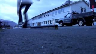 My First Skate Edit (homemade Rail)