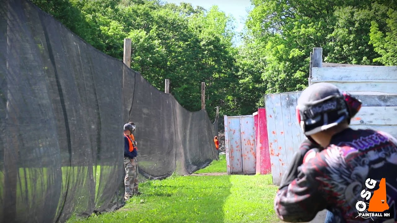 Paintball nh