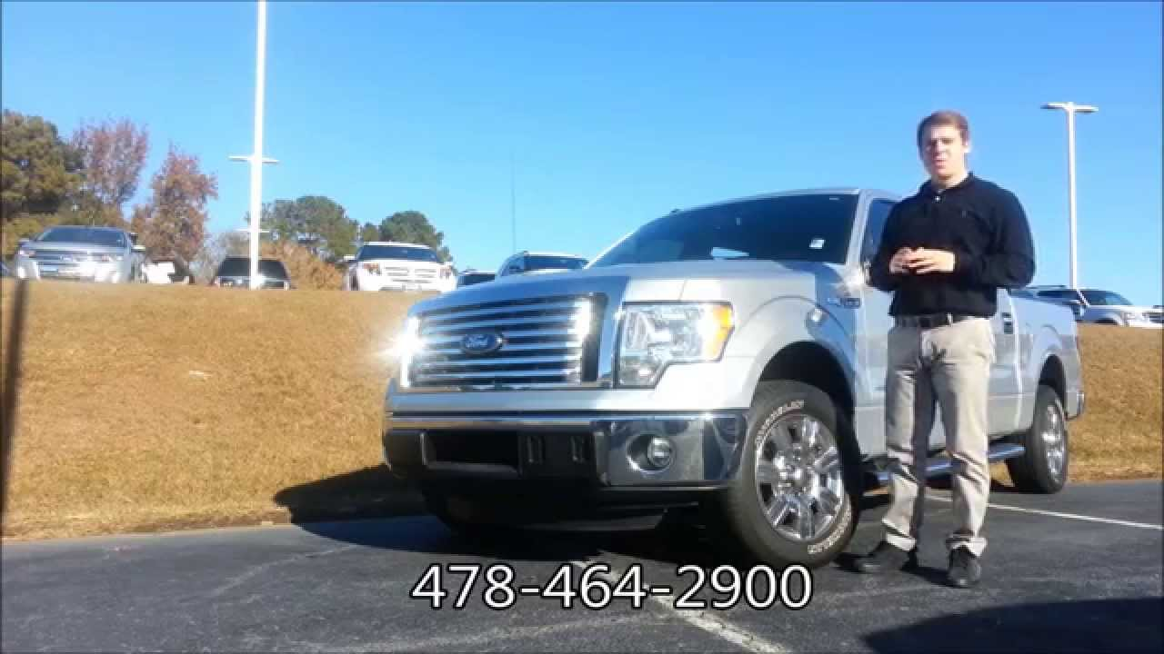 Riverside Ford Macon Ga >> 2011 Ford F-150 XLT #14C462A2 at Riverside Ford Lincoln in Macon, GA - YouTube