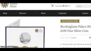 ALERT:  Royal Mint 100 for 100; Perth Mint Spock / Bruce Lee