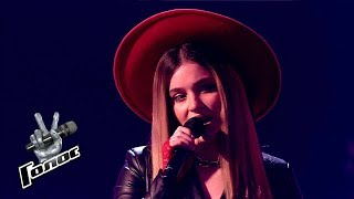 "Ragda Khanieva. ""Life"" - Knockouts - The Voice Russia - Season 8"