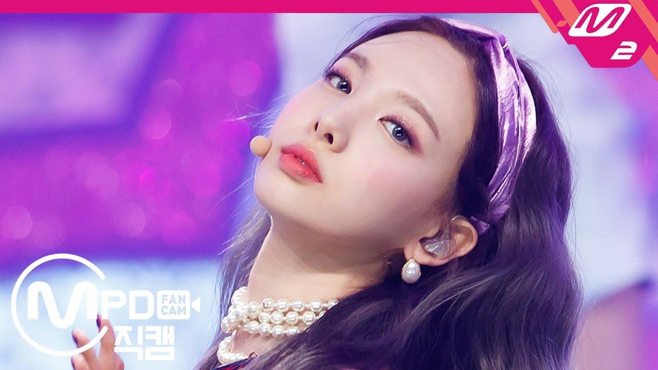 [MPD직캠] 트와이스 나연 직캠 4K 'Feel Special' (TWICE NAYEON FanCam)   @MCOUNTDOWN_2019.9.26