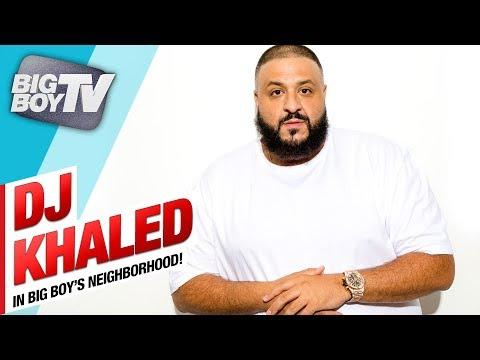 Dj Khaled on His New Album, Grateful | BigBoyTV