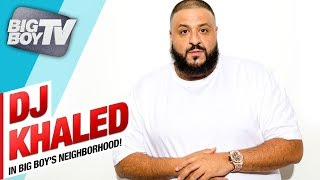 Dj Khaled on His New Album, Grateful | BigBoyTV