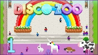 Kidnapping Cows in Hot Air Balloons || Disco Zoo || Episode #1