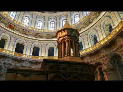 Фото галерея Ново Иерусалимский монастырь