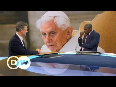 Catholic Church covered up sexual abuse of children by Pennsylvania priests | DW English