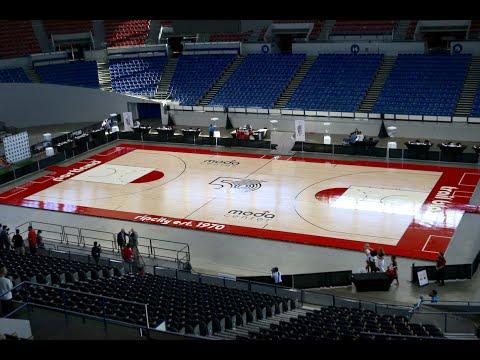 Jim E. Chonga - Blazers Unveil New Court to Celebrate the Team's 50th Anniversary!