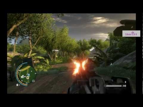 видео: как сделать бесконечные патроны и жизни в far cry 3