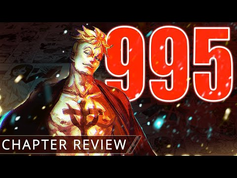 One Piece Chapter 995 Review & Analysis