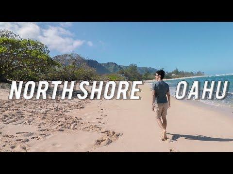 HIDDEN GEM OF NORTH SHORE OAHU, HAWAII - MOKULEIA BEACH