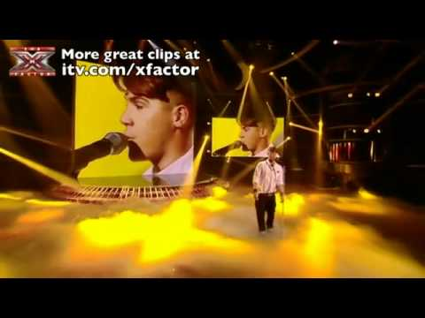 Aiden Grimshaw - Nothing Compares To You (Live Shows Week 5) The X Factor 2010