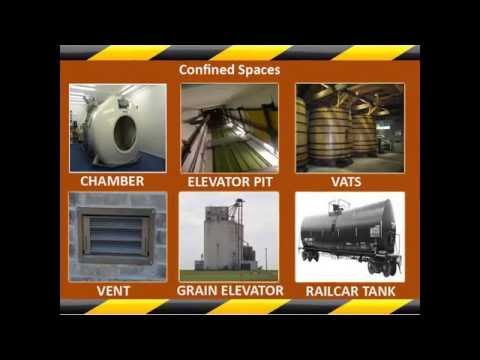 CONFINED SPACE SAFETY by Rico Cardoniga